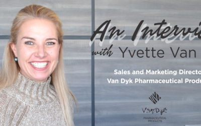 An Interview with Yvette Van Dyk